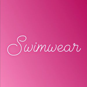 Swimsuits, bikinis, one pieces, cover ups